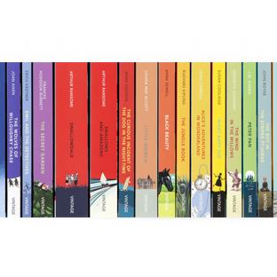 Boekenseries voor kinderen